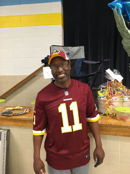 Dr. Perry, a die hard Dallas Cowboy fan, made a promise last year that if Westmoreland County Public Schools could become fully accredited, he would (for just one day) wear the burgundy and gold! Dan Snyder and the Washington Redskins even sent him a hat and shirt to wear for the special occasion. Westmoreland County Public Schools is proud to announce that all 4 of our schools are FULLY ACCREDITED!